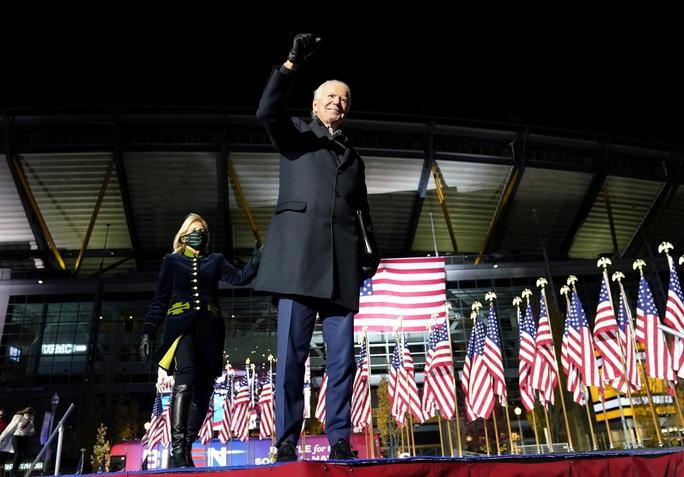 Bầu cử tổng thống Mỹ: Ai rộng đường hơn? - Ảnh 2.