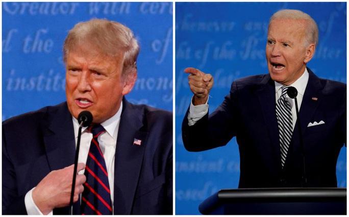 Bầu cử Mỹ: Nhà hàng, cửa hàng gia cố cửa nẻo trước giờ bỏ phiếu - Ảnh 5.