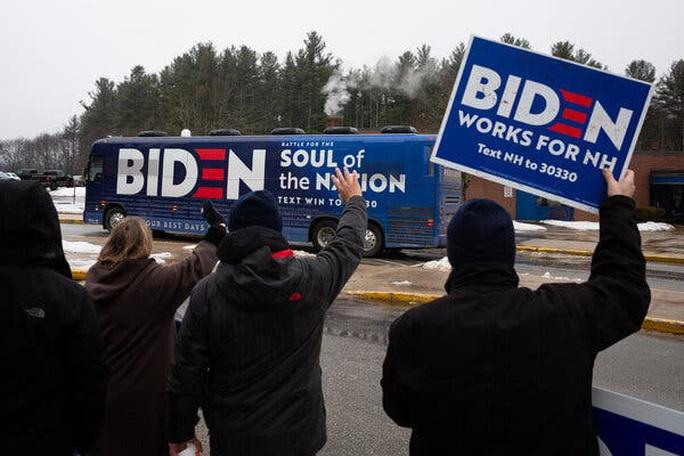 Bầu cử Mỹ: Dự báo con đường chiến thắng dễ dàng nhất của ông Biden - Ảnh 2.