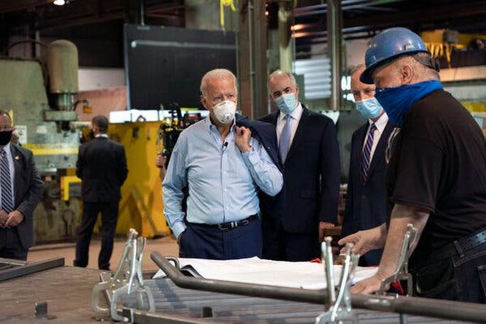 Bầu cử Mỹ: Dự báo con đường chiến thắng dễ dàng nhất của ông Biden - Ảnh 3.