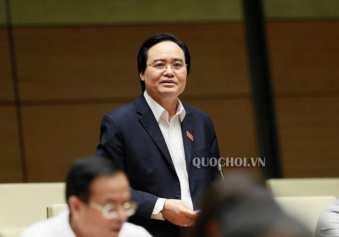 Bộ trưởng Phùng Xuân Nhạ nêu lý do giá SGK mới cao gấp đôi - Ảnh 1.