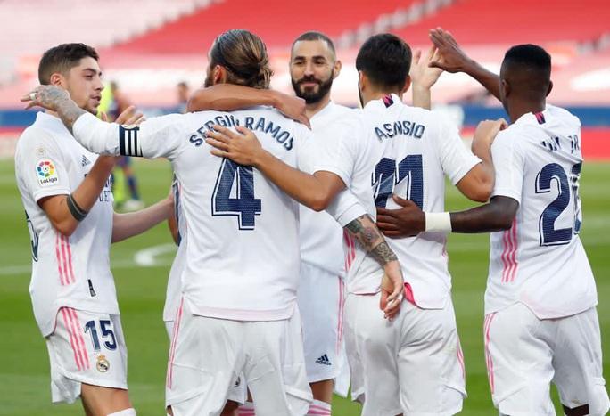 Real Madrid – Inter Milan: Thành bại tại Eden Hazard - Ảnh 4.