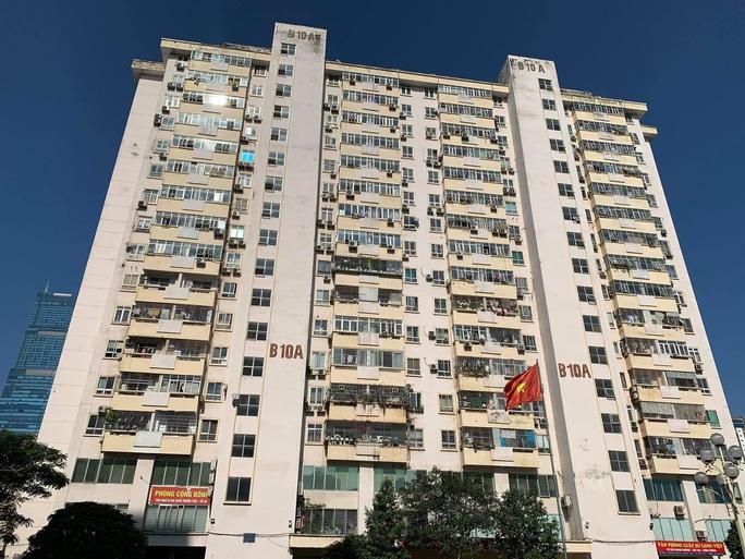 Thang máy chung cư cao tầng bất ngờ rơi tự do, nhiều người bị thương - Ảnh 4.