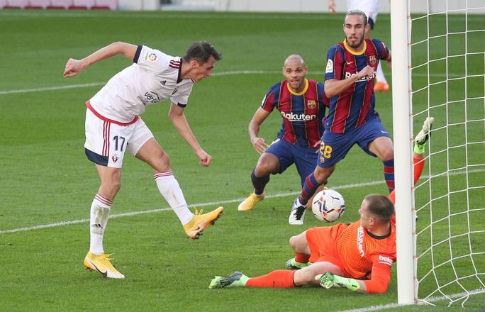 Messi, Griezmann cùng lập siêu phẩm, Barcelona lên Top 7 La Liga - Ảnh 5.