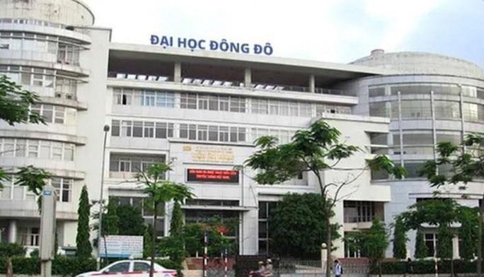 Thu hồi bằng tiến sĩ liên quan đến vụ cấp bằng giả của Trường ĐH Đông Đô - Ảnh 1.