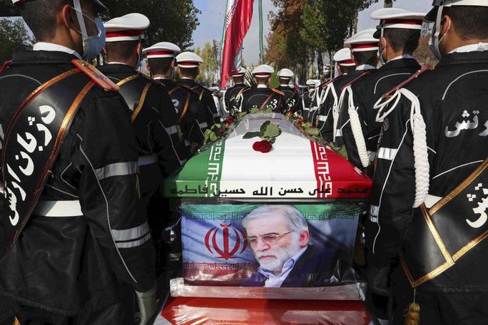 Vụ ám sát tinh vi khiến Iran mất mặt - Ảnh 1.