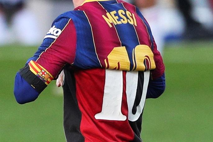Messi, Griezmann cùng lập siêu phẩm, Barcelona lên Top 7 La Liga - Ảnh 2.