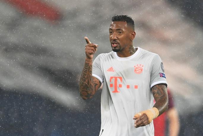 Ông lớn Man City, Bayer Munich khoe sức mạnh, mưa bàn thắng ở Champions League - Ảnh 8.