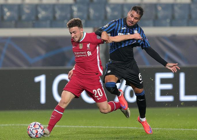 Diogo Jota lập hat-trick, Liverpool đại thắng Atalanta trên đất Ý - Ảnh 2.