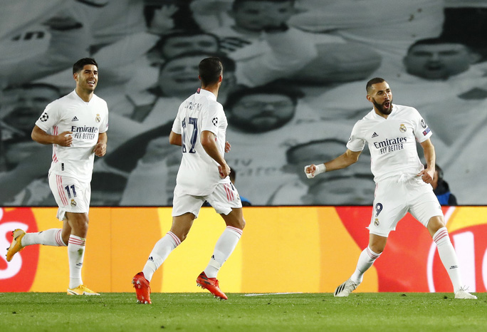 Rượt đuổi tỉ số ở đại chiến, Real Madrid chật vật hạ Inter Milan - Ảnh 2.