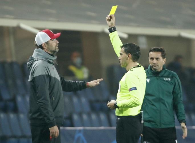 Diogo Jota lập hat-trick, Liverpool đại thắng Atalanta trên đất Ý - Ảnh 6.