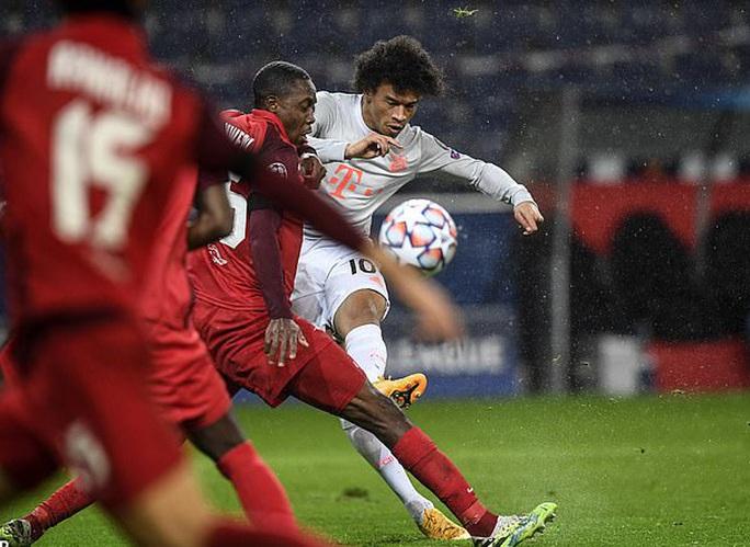Ông lớn Man City, Bayer Munich khoe sức mạnh, mưa bàn thắng ở Champions League - Ảnh 7.