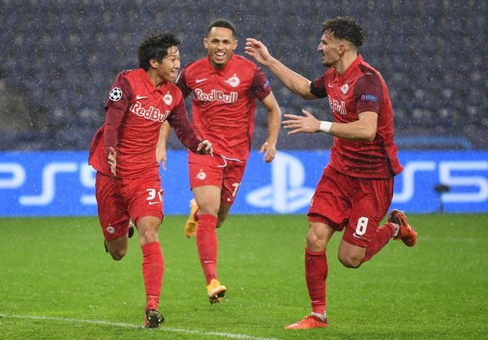 Ông lớn Man City, Bayer Munich khoe sức mạnh, mưa bàn thắng ở Champions League - Ảnh 6.