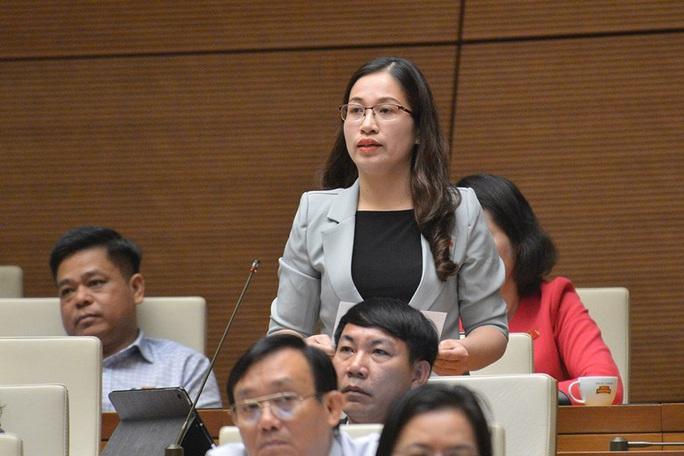 Đại biểu Quốc hội tranh luận chuyển cơ quan điều tra về sai sót sách giáo khoa lớp 1 - Ảnh 1.