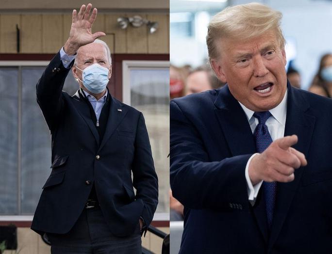 The Guardian: Ông Biden rộng cửa vào Nhà Trắng hơn ông Trump - Ảnh 1.