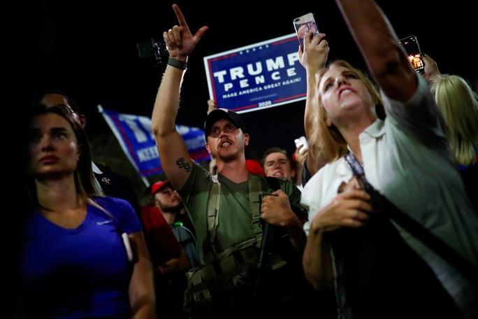 Bầu cử Mỹ có tái diễn ác mộng Florida? - Ảnh 1.