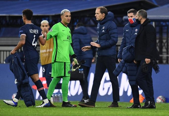 Thiếu song sát Neymar và Mbappe, PSG thua ngược ở Champions League - Ảnh 3.