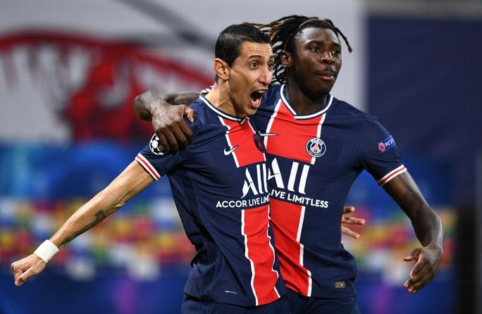 Thiếu song sát Neymar và Mbappe, PSG thua ngược ở Champions League - Ảnh 1.