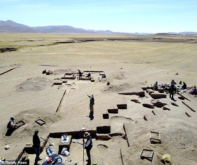 Phát hiện thay đổi lịch sử từ mộ cổ thiếu nữ 9.000 năm tuổi - Ảnh 4.