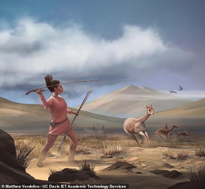 Phát hiện thay đổi lịch sử từ mộ cổ thiếu nữ 9.000 năm tuổi - Ảnh 1.