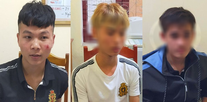 Bắt 2 thiếu niên và 1 thanh niên đâm chết người phụ nữ 65 tuổi cướp đôi bông tai vàng - Ảnh 1.