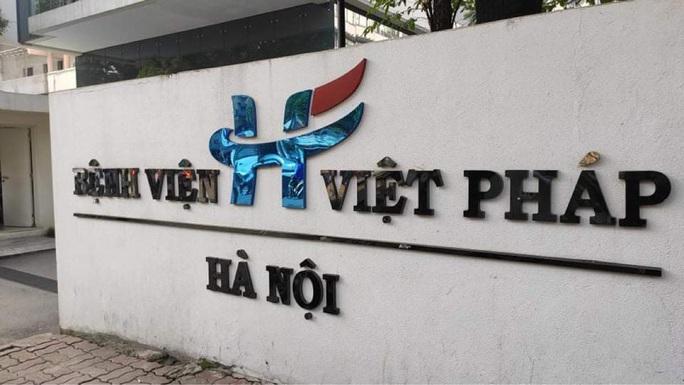 Bệnh viện Việt - Pháp lên tiếng vụ sản phụ trẻ tuổi tử vong sau sinh - Ảnh 1.
