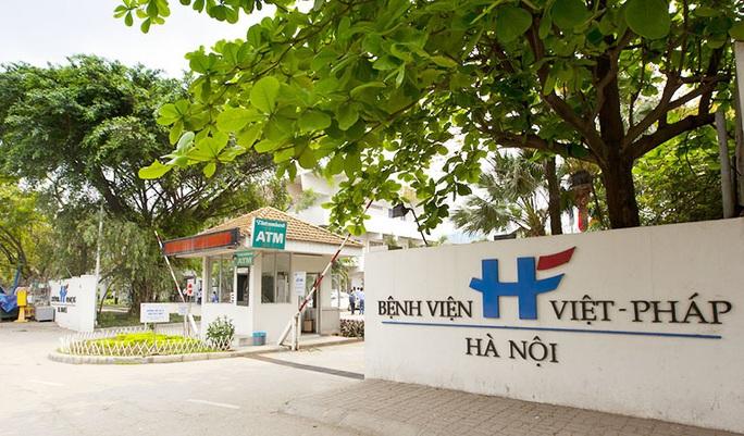 Sản phụ tử vong sau sinh con ở Bệnh viện Việt Pháp: Bộ Y tế vào cuộc - Ảnh 1.