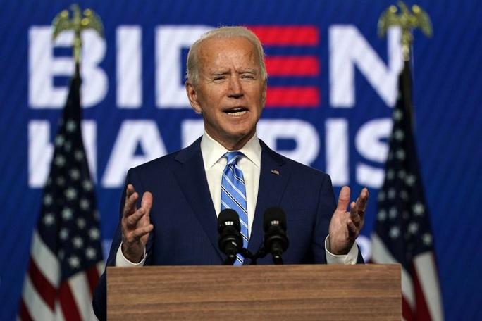 Bầu cử Mỹ: Ông Biden chỉ còn 6 phiếu để trở thành tổng thống - Ảnh 1.