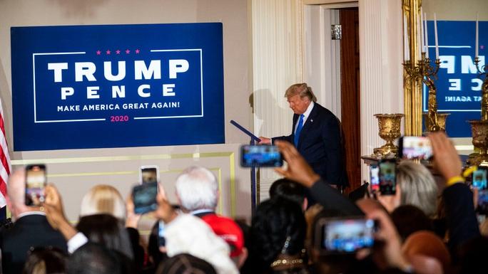 Bầu cử Mỹ: Cú sốc Arizona làm Nhà Trắng dựng ngược - Ảnh 1.