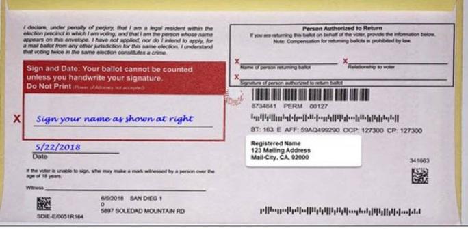 Thư từ Mỹ: Bỏ phiếu qua thư có dễ gian lận? - Ảnh 1.
