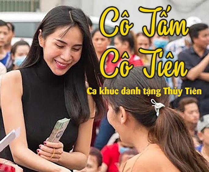 Sau Hương Giang, Thủy Tiên cũng có group anti-fan khủng - Ảnh 1.