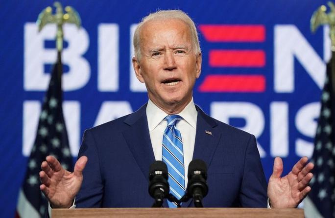 Ông Biden tiến gần hơn đến chiến thắng - Ảnh 1.