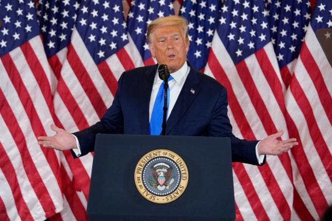 """Ê kíp tranh cử của Tổng thống Trump bị tố """"lợi dụng"""" Nhà Trắng - Ảnh 1."""