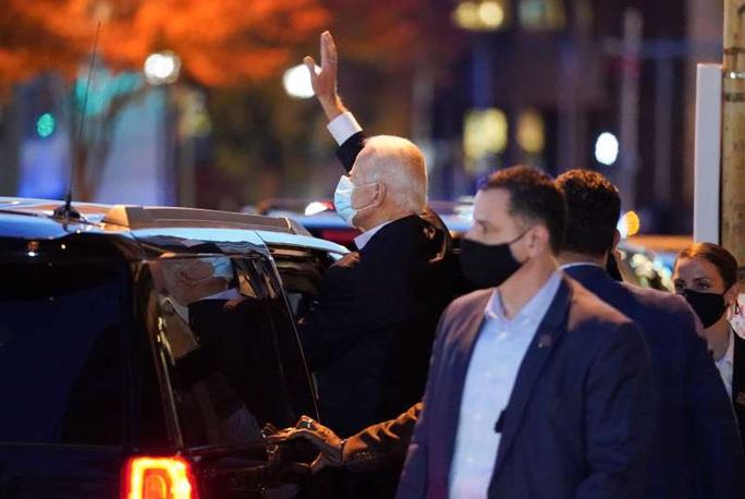 Ông Biden sắp có động thái quan trọng, Mật vụ Mỹ thêm quân bảo vệ - Ảnh 1.