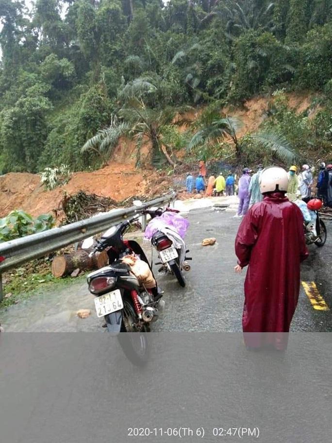 Trà Leng hứng mưa lũ, thủy điện Sông Tranh 2 xả lũ hơn 3.000 m3/giây - Ảnh 4.