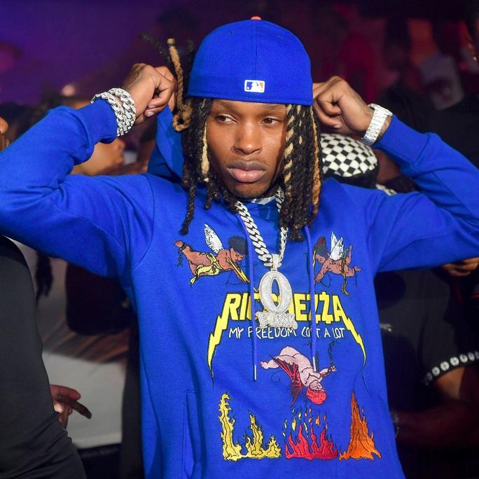 Nam rapper bị bắn chết sau tranh cãi - Ảnh 1.