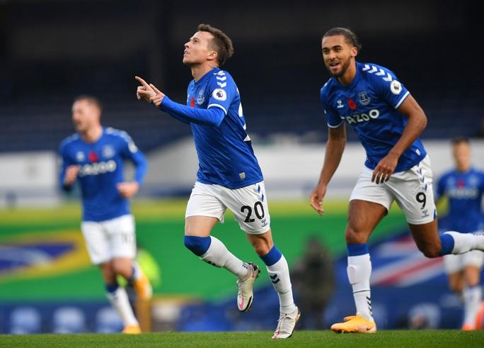 Man United đè bẹp Everton 3-1, cứu ghế HLV Solskjaer - Ảnh 3.