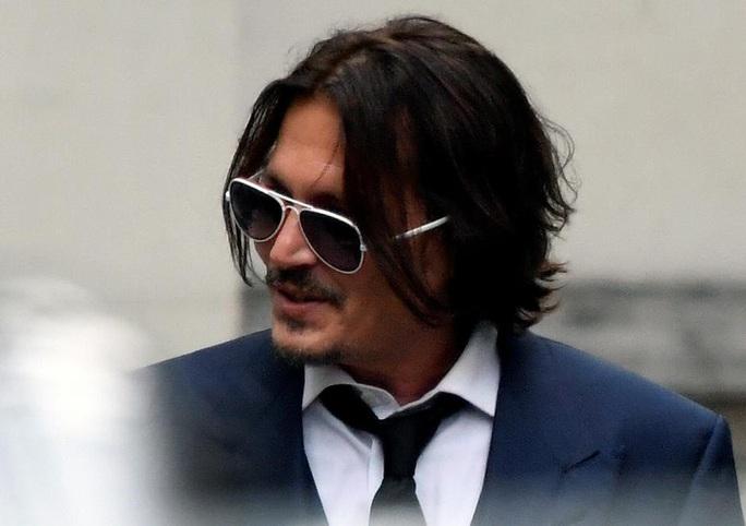 """""""Cướp biển"""" Johnny Depp gặp khó sau khi thua vụ kiện """"kẻ đánh vợ"""" - Ảnh 1."""