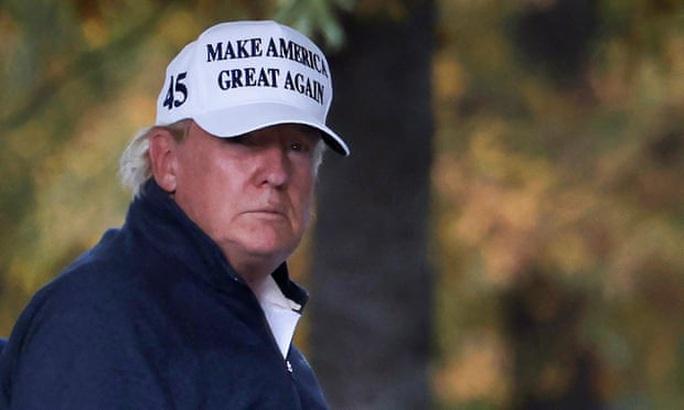 Ông Joe Biden thắng cử, ông Donald Trump làm gì tiếp theo? - Ảnh 2.