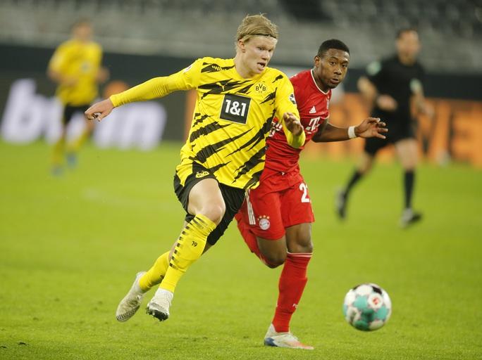 Cựu sao Man City lập công giúp Bayern Munich đánh bại Dortmund - Ảnh 1.