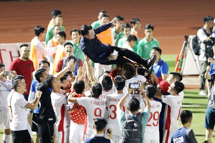 Bí quyết giúp Viettel vô địch V-League - Ảnh 1.