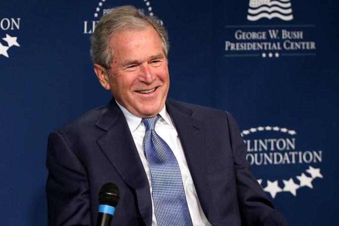 """Cựu Tổng thống Bush: """"Ông Trump có quyền theo đuổi thách thức pháp lý"""" - Ảnh 1."""