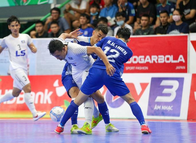 10 đội bóng dự Giải Futsal HDBank Cúp Quốc gia 2020 - Ảnh 1.