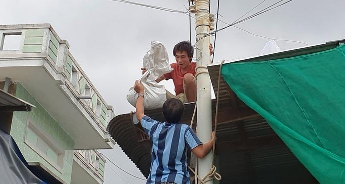Phú Yên: Di dời khẩn hơn 4.000 người từ các lồng bè hải sản vào bờ trước bão số 12 - Ảnh 1.