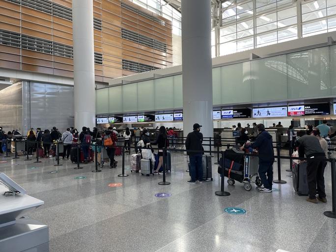 Gần 360 người Việt từ Mỹ, Nhật về nước tại Đà Nẵng - Ảnh 2.