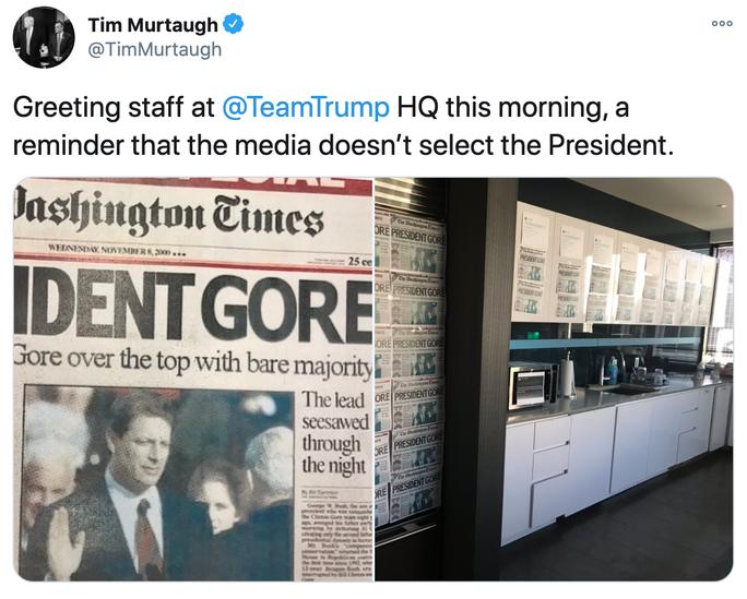 Chiến dịch tranh cử của ông Trump bị phát hiện đăng ảnh giả - Ảnh 1.