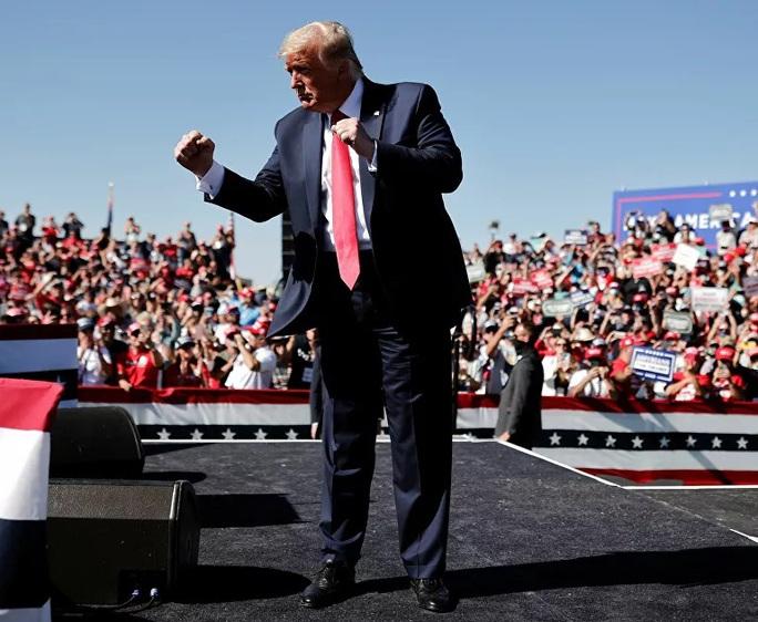 Ông Donald Trump còn bao nhiêu cơ hội lật ngược tình thế? - Ảnh 2.