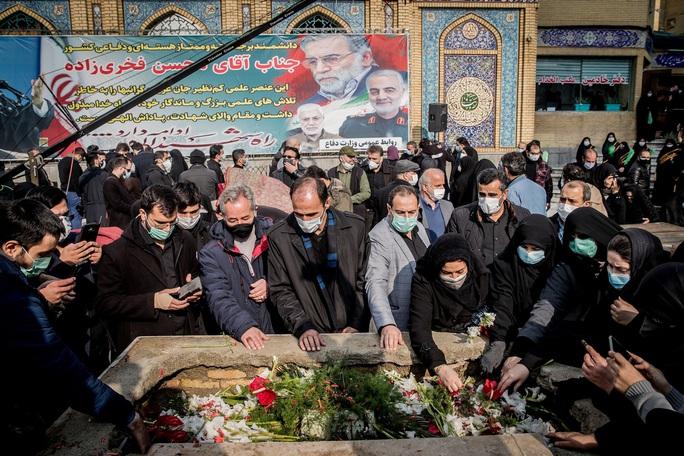 Iran chịu thêm tổn thất - Ảnh 1.