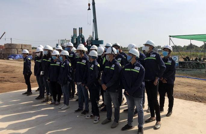 Thi thợ giỏi ngành xây dựng 2020 - Ảnh 1.