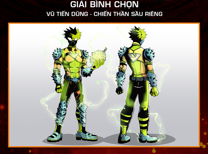 Lộ diện trang phục siêu anh hùng trong phim của Ngô Thanh Vân - Ảnh 3.